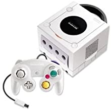 Nintendo GameCube - Coloris Blanc
