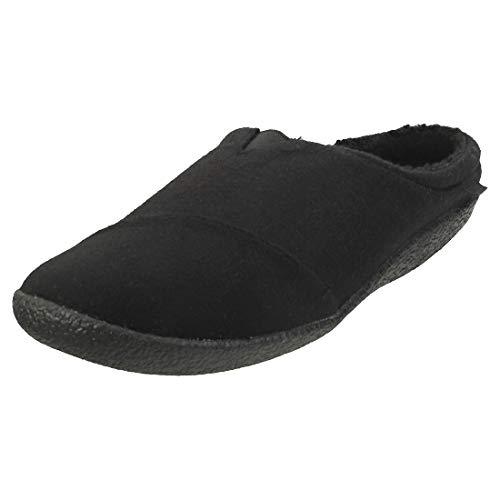 Toms Berkeley Two Tone Felt Hombres Zapatos Zapatilla - 42 EU