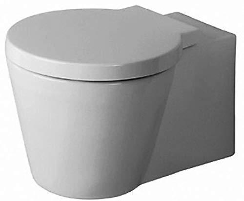 Duravit Wand-WC Starck 1 575 mm Tiefspüler verdeckte Befestigung