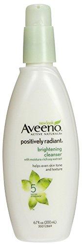 Aveeno Brightening detergent 200 ml