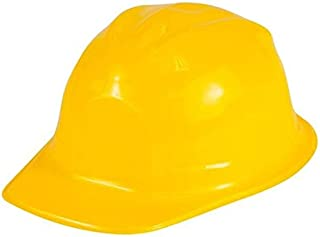 Rhode Island Novelty Children's Dress Up Soft Plastic Construction Hard Hats | Set of 12 |