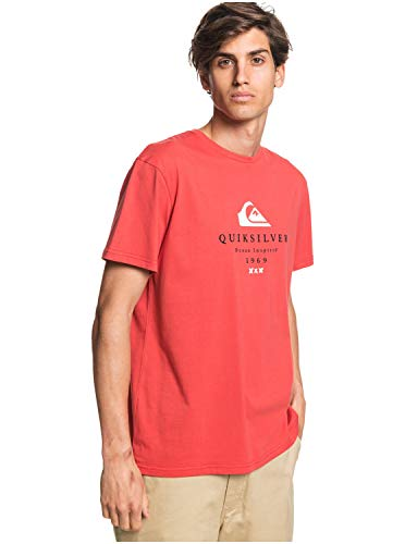 Quiksilver - First Fire Camiseta para Adulto