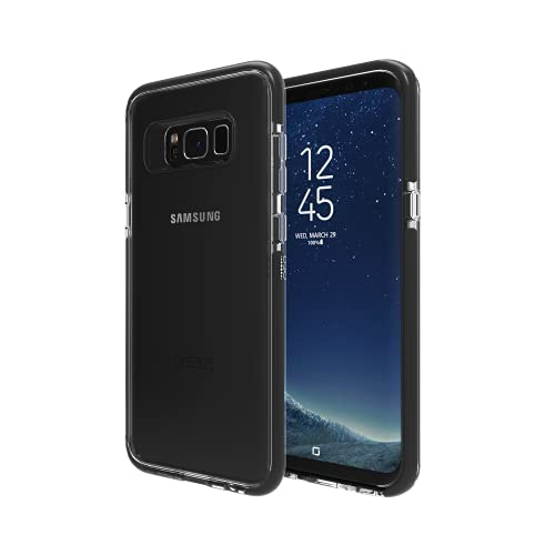 Gear4 [Protective D3O Piccadilly Case for Galaxy S8 Plus - Black