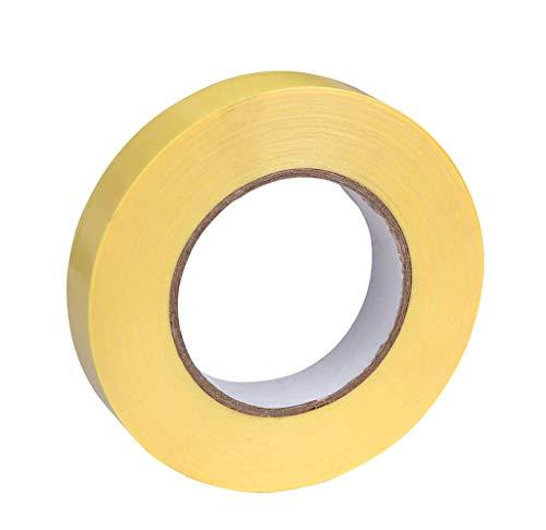 Joe's No Flats Tubeless Yellow Rim Tape 29mm X 60m