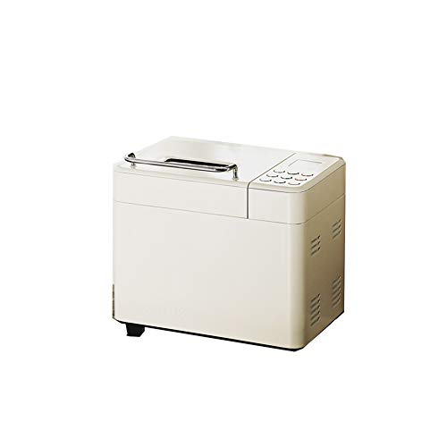 NAFE Automatische Brotbackmaschine, 220V 500W voreingestellte Funktion zum schnellen Backen, intelligente schnelle Brotbackmaschine, LED-Anzeige, Joghurtmaschine Eismaschine