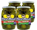 Best Maid Dill Pickles 16 oz