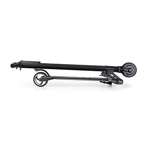 L & WB Elektrische step, 250 W vouwelektrische scooter, 24 V 8,8, zwart