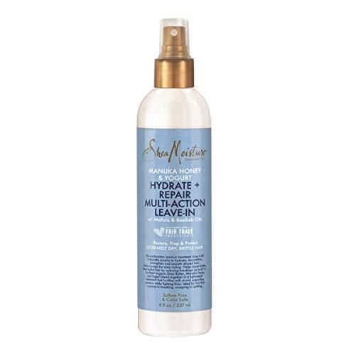 Sheamoisture Shea Moisture Manuka Honey & Yogurt Hydrate & Repair Multi-Action Leave-In (Pack of 3)
