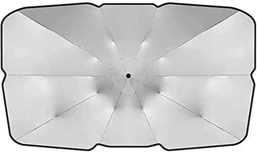 Parasol de Coche LJQJYFCAdecuado para Citroen C4 Picasso 2007-2013 -145x79cm