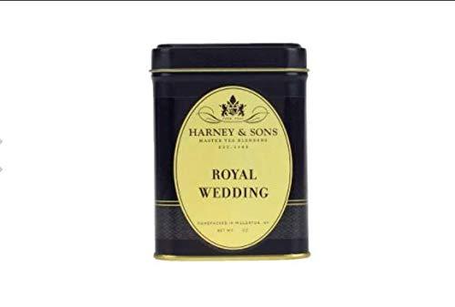 Harney and Sons Royal Wedding Tea 2 Ounce Tin