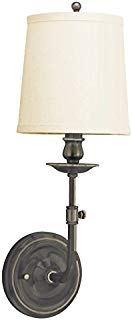 Hudson Valley Lighting 171-OB One Light Wall Sconce from The Logan Collection, 1, Old Bronze
