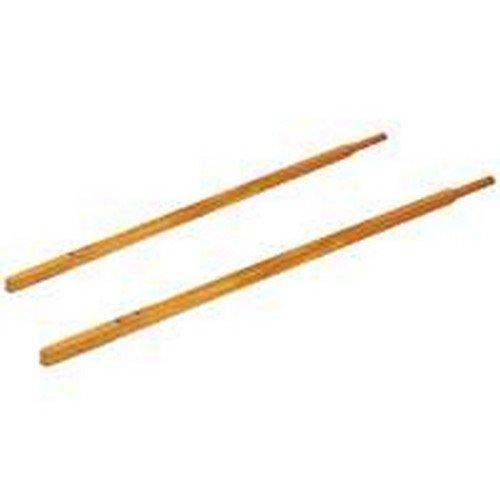 Mintcraft HDLS-6SMB-OR Wood Handles for 6 Cubic Feet Steel Wheelbarrows