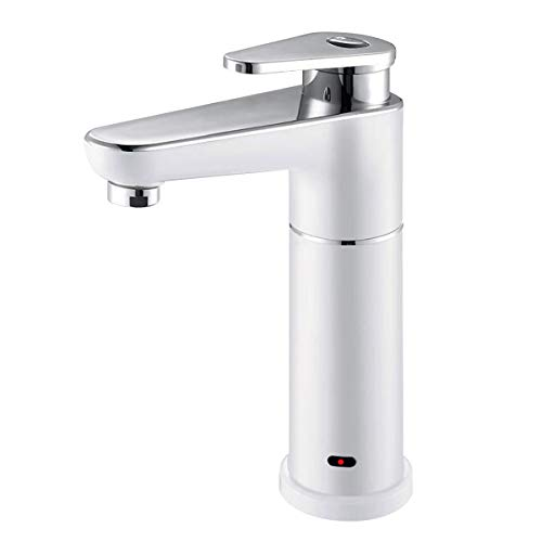 3.5KW Instant Heating Tap Water Faucet 240V Tankless Electric Hot Water Heater Faucet for Bathroom Kitchen