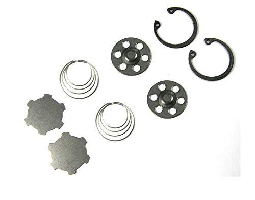 NEW (OEM) 2 PACK Jenny/Emglo 610-1031 / K145 Air Compressor Intake Valve Set, 5130164-00