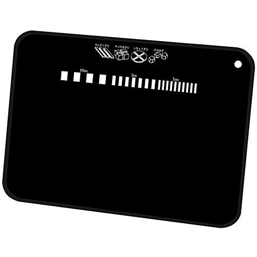 貝印KAIやわらかまな板SBLACKSERIESAP-5015