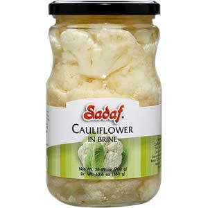 Sadaf Cauliflower Industry No. 1 in oz 24.69 Ranking TOP17 Brine