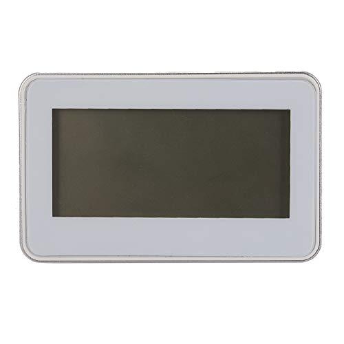 Gesh 1 termómetro digital interior conveniente sensor W/imán gancho para refrigerador, congelador, nevera, medidor impermeable diario