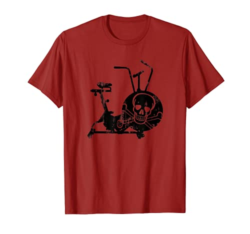 Camiseta Air Assault Bike of Death Camiseta ✅