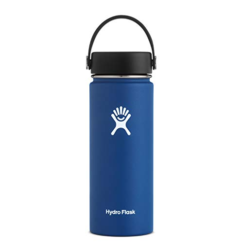 Hydro Flask Water Bottle - Stainless Steel &...