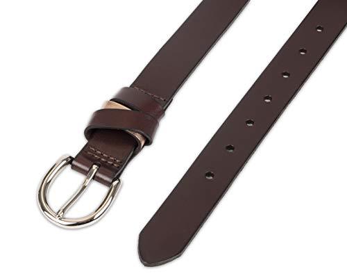 NYDJ Women's 100% Leather Casual Belt 4