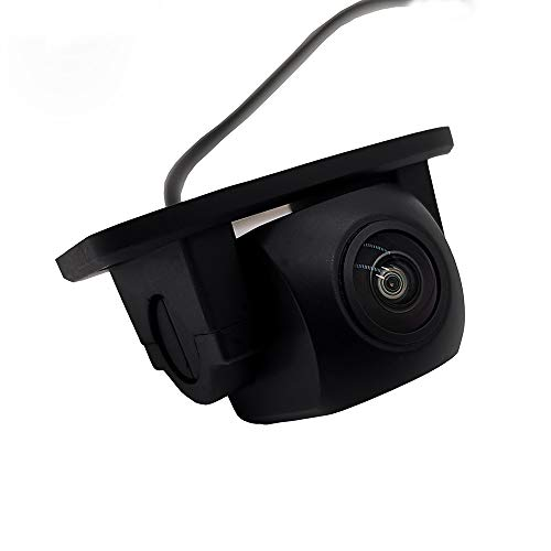 Cámara Universal de visión Delantera/Trasera Cámara CCD AHD Cámara Gran Angular Cámara IP68 a Prueba de Agua Cámara de Marcha atrás para Respaldo de automóvil para Monitor de estacionamiento DVD