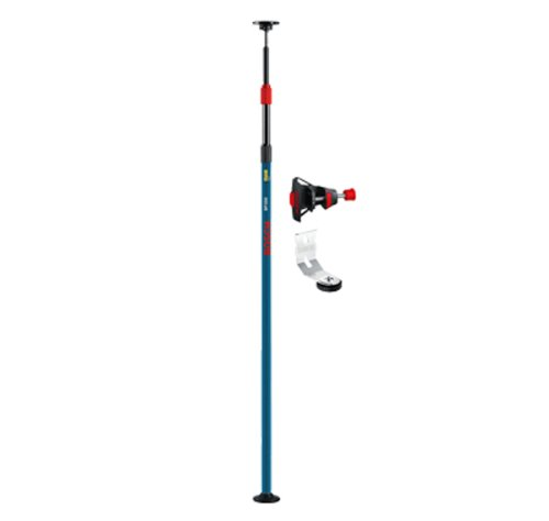 Bosch Telescoping Pole with 1/4-Inch by 20-Inch Laser Mount BP350