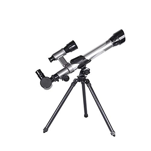 Fennn Pädagogische Wissenschaft von Kindern HD-Teleskop mit Mehreren Okular Langer Brennweite-Röhre (Color : 1, Size : 1)