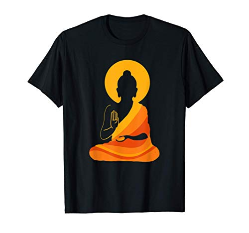 Buddha YingYang Zen Yoga T-shirt Tee, Relax and enjoy life! T-Shirt