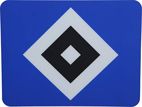 "Hamburger SV HSV Mousepad ""Logo"