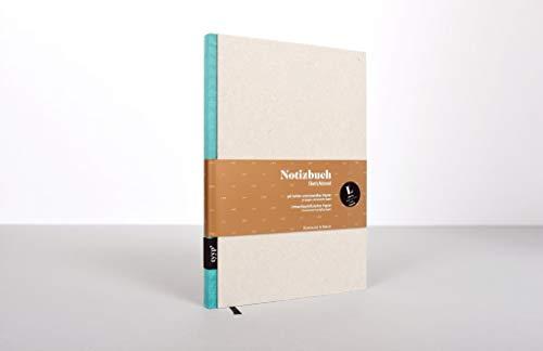 Notizbuch (A5, hardcover) BerlinBook L - Grau