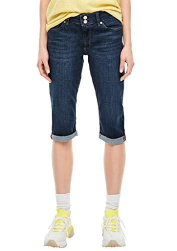 Q/S designed by - s.Oliver Damen 510.10.004.26.180 Jeans, Blau, 36