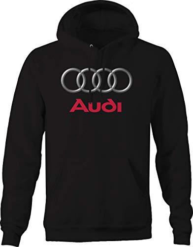 Audi A4 S4 Pullover Hoodie Medium Dark Grey
