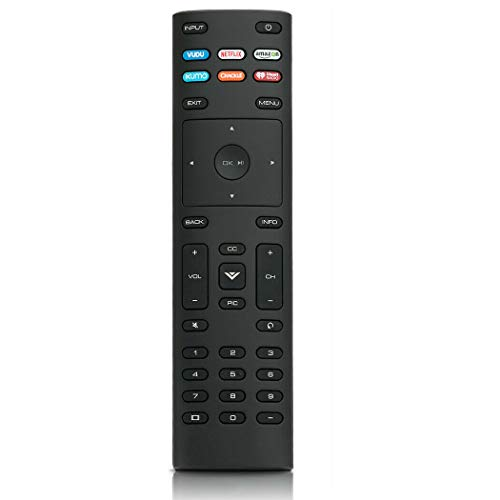 New Replace Remote Control for Vizio TV D32h-F0 M556-G4 V585-G1 V656-G4 V655-G9 V705-G1