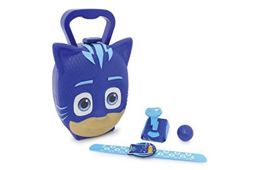 JAMARA- PJ Masks Catboy Giocattolo Valigetta, 3 Pezzi, Colore Blu, 410105
