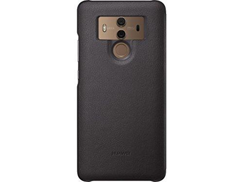 Huawei Mate 10 Pro Flip View Cover, braun - 3