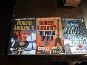 Ludlum's Complete 12-book set COVERT-ONE series -- HADES FACTOR / CASSANDRA COMPACT / PARIS OPTION / ALTMAN CODE / LAZARUS...