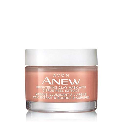 in budget affordable 1.7 oz Avon Anew Clay Lightning Mask with Citrus Peel Extract.