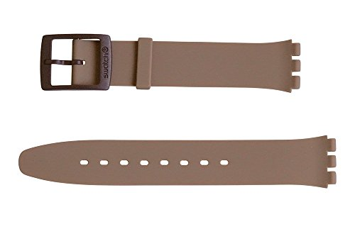 Original Swatch Skin Armband MOCCAME (ASFC106) 16 mm Bandansatz