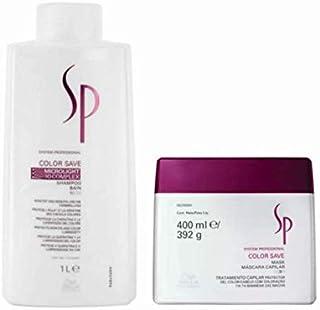 Kit Shampoo e Máscara Wella SP Color Save