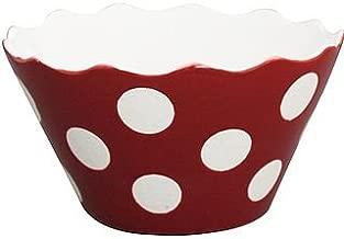 Krasilnikoff Saladier Dots Rouge