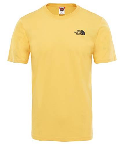 The North Face Camiseta REDBOX Amarillo