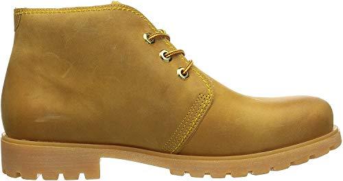 Panama Jack Herren Bota Panama Kurzschaft Stiefel, Gelb (Vintage), 42 EU