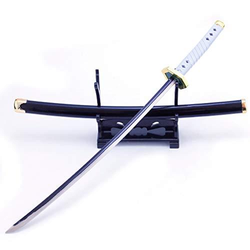 LINLUO Llavero Kochou Shinobu Funda Cuchillo Brazos Modelo Mini 26cm/10.24inch 1/3 Escala Metal Modelo Figura Acción Artes Juguetes Decoración Mesa