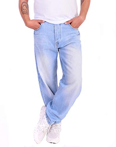 Picaldi Jeans Zicco 472 Virginia | Karottenschnitt Jeans | helle Waschung, Größe: 36W / 32L