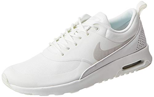 Nike Damen Air Max Thea Leichtathletikschuhe, Mehrfarbig (Summit White/Platinum Tint/Summit White 000), 40 EU