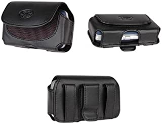 Leather Case Cover Pouch For Verizon LG Revere 2 LG 420G-Auction4tech Brand