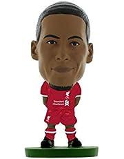 SoccerStarz Liverpool Virgil Van Dijk Home Kit (2021 versie) (Nieuw beeldje) /Cijfers
