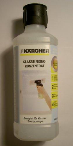 Kärcher Glasreiniger Konzentrat 2 x 500 ml Reinigungsmittel