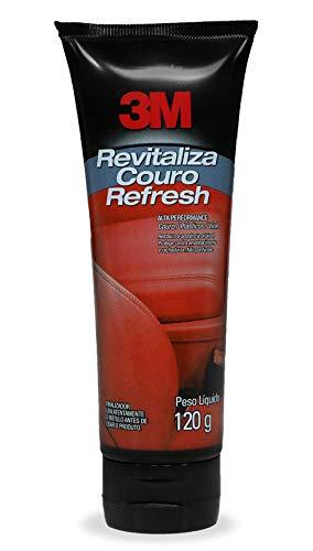 Revitalizador de Couro Refresh 3M - 120 g