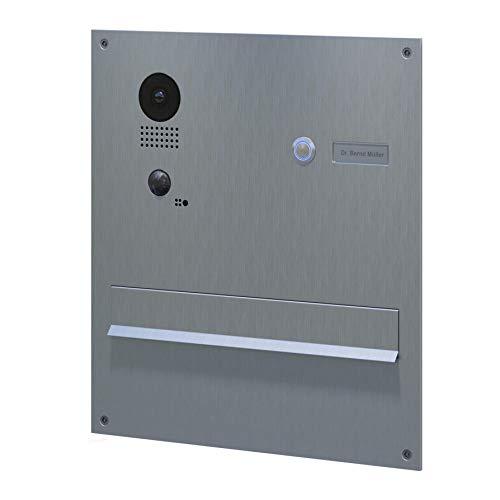 Doorbird D203 Video-Türsprechanlage mit Briefkasten